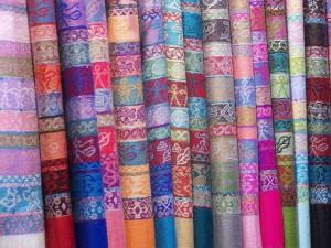 foulard pashmina